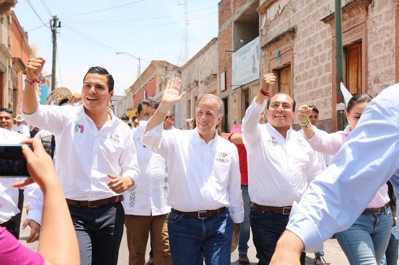 Color Gasca subrayó que los nuevos coordinadores trabajaran con una visión de servicio y de elecciones limpias, con apego absoluto a la legalidad