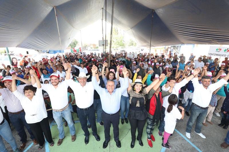 Xóchitl Ruiz propone rutas que permitan inculcar valores en la familia