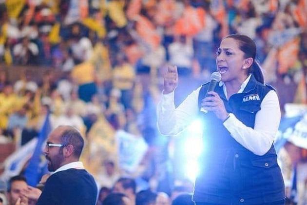 Alma Mireya González hizo un llamado para este 1 de julio votar 5 veces PAN