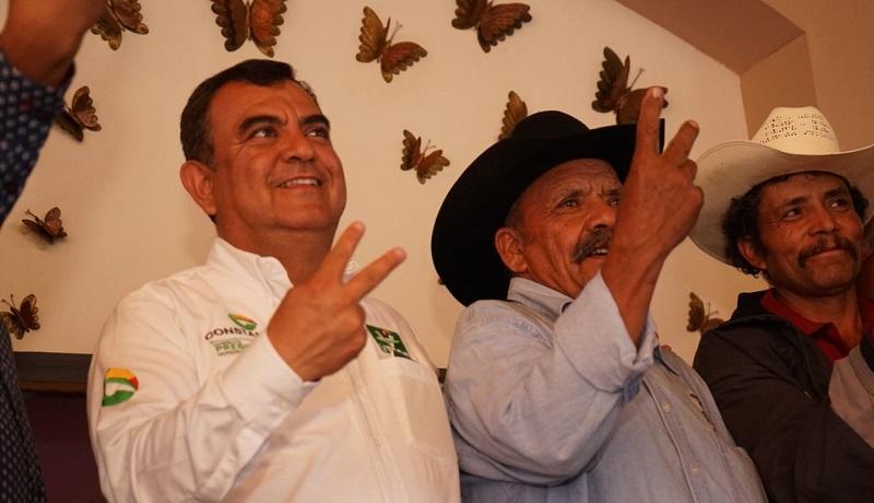 """El empresario anunció que su proyecto de gobierno contempla la creación del """"Centro de Capacitación y Desarrollo Agropecuario y Forestal de Morelia"""""""