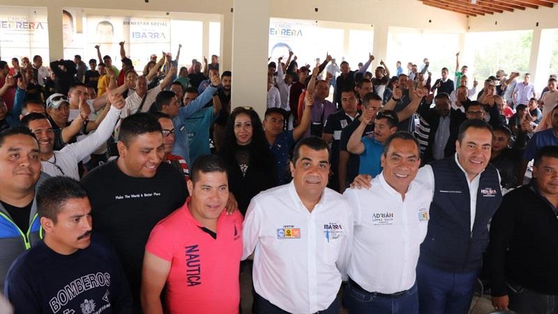 Elías Ibarra mencionó que la acción en el ejercicio público hoy más que nunca debe partir de los planteamientos de la propia sociedad a partir de sus necesidades e inquietudes para desarrollarse