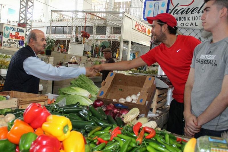 Vallejo Figueroa expuso el plan de gobierno que habrá de implementar una vez al frente de la comuna capitalina este próximo 1 de septiembre