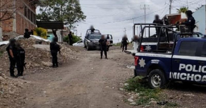 El detenido estuvo vinculado con grupos de autodefensa y, de acuerdo a indicios que serán investigados por las autoridades competentes, después se integró a una célula delincuencial en la región