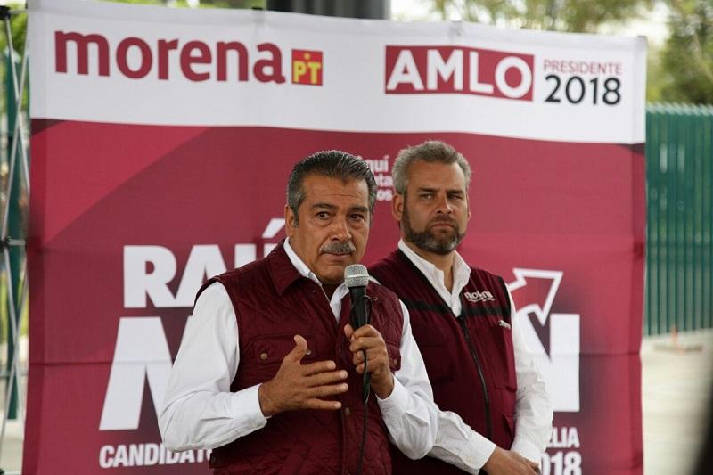 Estudiantes son fundamentales para Morelia, por eso corresponderemos con políticas públicas que faciliten su estancia en la capital, destaca el candidato de Morena-PT a la Presidencia Municipal de Morelia