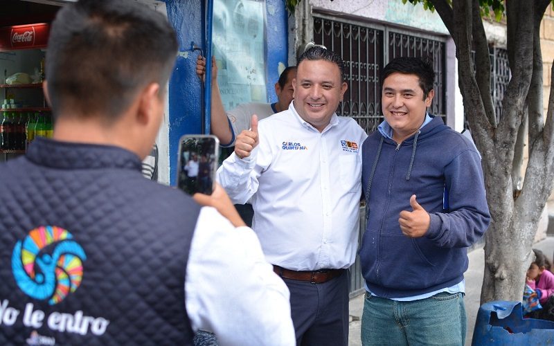 La renovación de luminarias ya se realizó en municipios gobernados por el PAN sin endeudar el presupuesto de todos los ciudadanos: Carlos Quintana