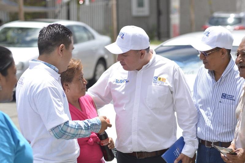 En los hechos de los últimos días, queda de manifiesto la falta de certificación de la policía municipal: Carlos Quintana