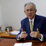 El ingeniero, quien es la propuesta de AMLO para encabezar la Secretaría de Comunicaciones y Transportes en caso de ganar las elecciones presidenciales, comentó que el candidato le dijo el miércoles que no tiene nada de qué preocuparse