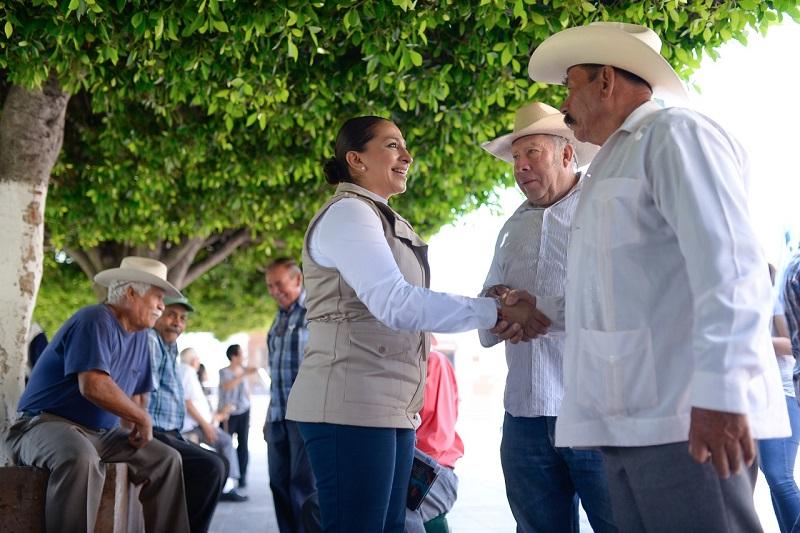 Ricardo Anaya Cortés será el mejor aliado de Michoacán: Alma Mireya González