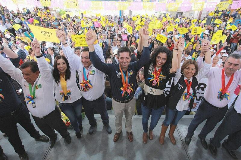 Antonio García Conejo sentenció que no habrá barreras para que este 1 de julio, se festeje la democracia a favor de la paz y la unidad de los michoacanos al asistir a las urnas