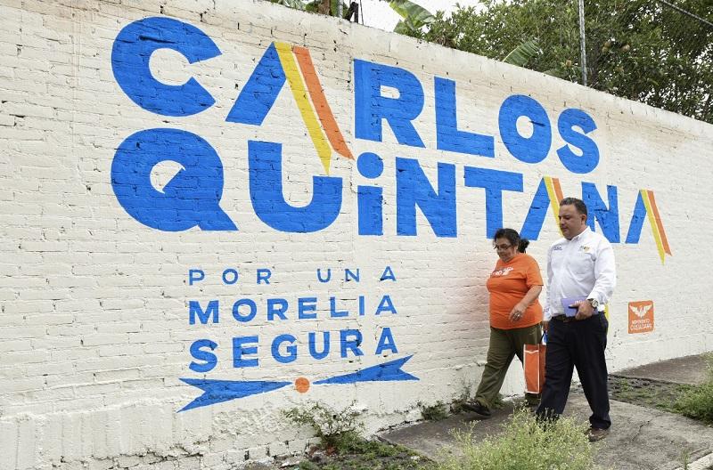 Con el predial participativo todas las colonias tendrán la oportunidad de mejorar su infraestructura: Carlos Quintana
