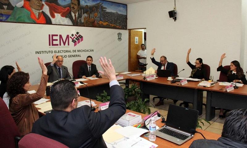 El consejero presidente Ramón Hernández emitió un pronunciamiento a nombre del IEM para externar sus condolencias y apoyo por el fallecimiento de Alejandro Chávez Zavala, candidato a la presidencia municipal de Taretan