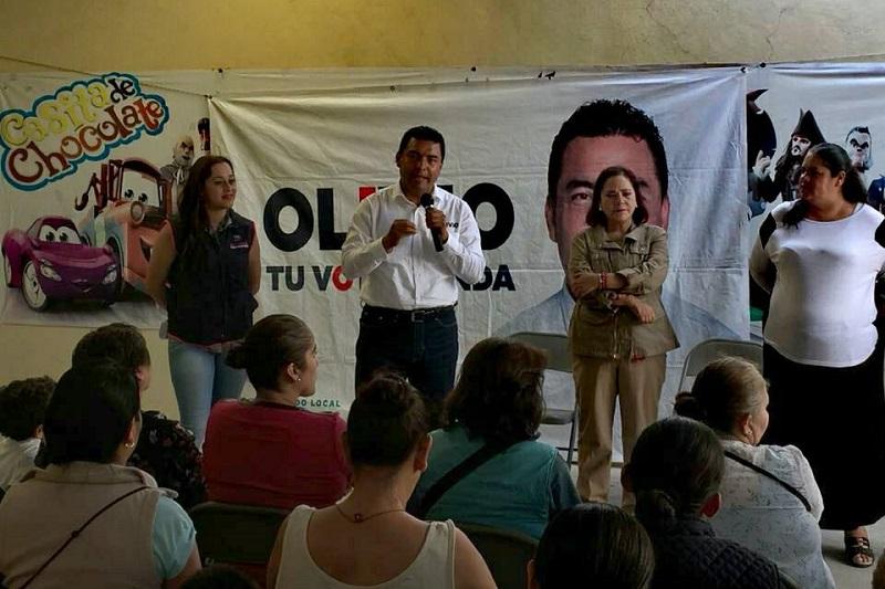 """""""Se requieren obras de calidad que sean duraderas"""", señaló López Mújica"""