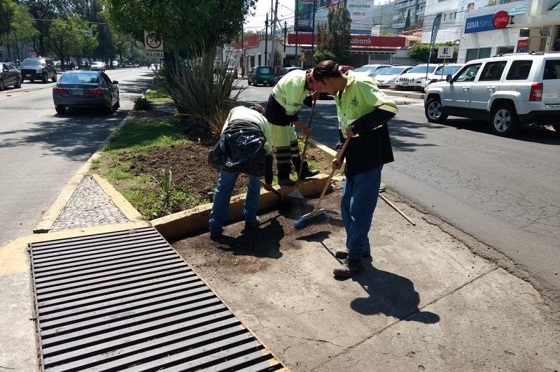 Marco Antonio Solórzano, Secretario General del gremio, reconoció los esfuerzos que los trabajadores mantienen en esta temporada con el fin de que la ciudad de Morelia siga siendo considerada entre los municipios más limpios de México