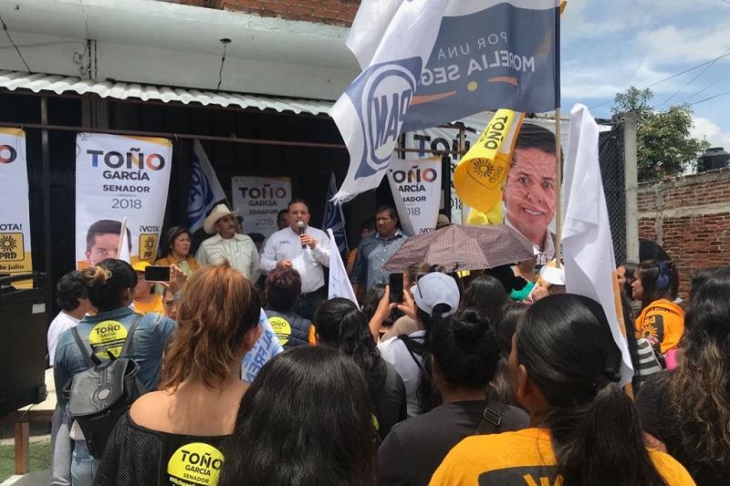 Un porcentaje del predial será destinado para obras exclusivas de cada una de las colonias: Carlos Quintana