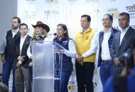 Estamos listos para representar a Michoacán en el Senado: Alma Mireya González