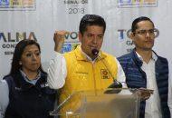 Antonio García Conejo puntualizó que con la recuperación de los mantos freáticos, también se comprometió a disminuir los incendios forestales, junto al cambio del uso del suelo con programas intensivos de reforestación e incrementar las sanciones a quienes derriban nuestros bosques