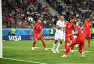 Con los tres puntos, Inglaterra está debajo sólo por diferencia de goles respecto de Bélgica, que más temprano le recetó un 3-0 a Panamá en lo que fue el debut absoluto de la selección Canalera en un Mundial