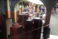 Las máquinas tragamonedas fueron aseguradas y puestas a disposición del Fiscal de la Federación por efectivos de la Agencia de Investigación Criminal, en Morelia