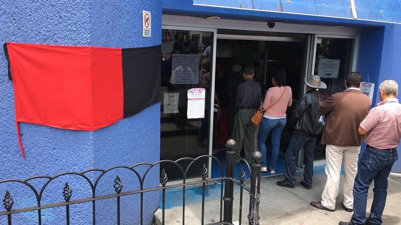 Alejandro Saldaña recalcó una vez más la intransigencia y la imposición que ha caracterizado al director Roberto Valenzuela, e hizo responsable al alcalde con licencia, Alfonso Martínez, y al propio director del organismo de la huelga