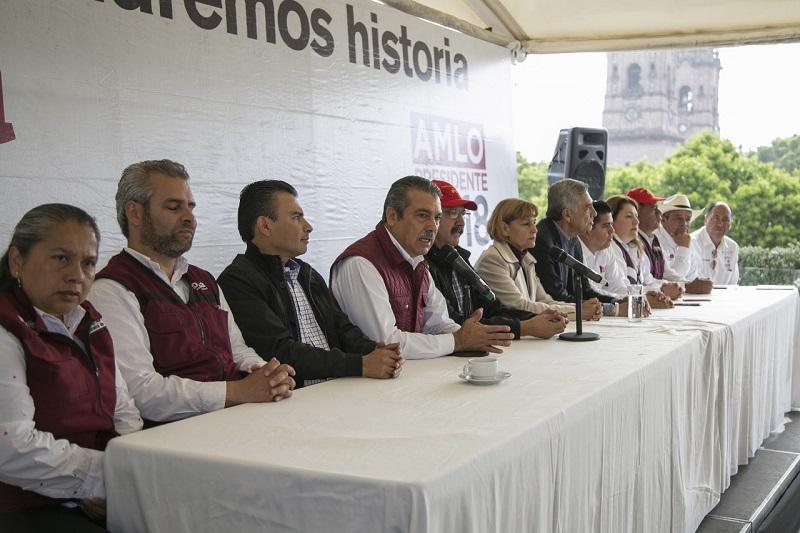 La cita será el próximo 25 de junio, en la Plaza Melchor Ocampo, que se encuentra en el corazón de la capital del estado, a partir de las 8:30 de la mañana