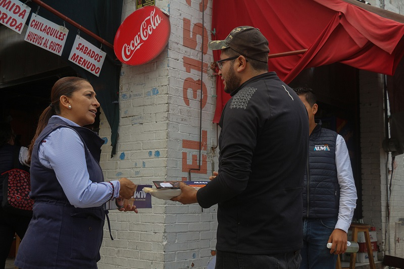 Mejores políticas públicas hacia migrantes con Ricardo Anaya como presidente de México, afirmó González Sánchez