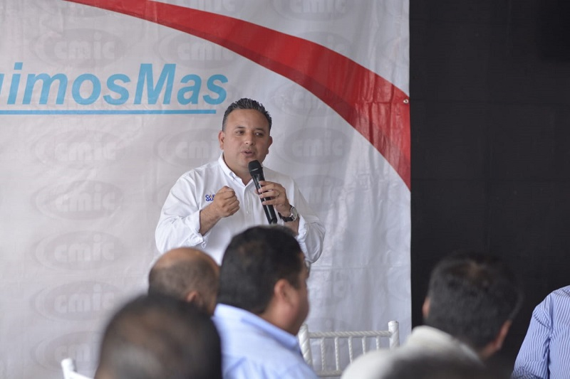 Los proyectos serán licitados de manera transparente, dando preferencia a empresas morelianas: Carlos Quintana
