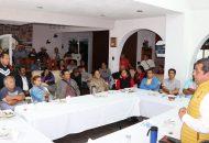 Elías Ibarra agradeció la suma de esfuerzos y la convicción colectiva de que sólo con la suma de todos es posible la transformación que México está demandando