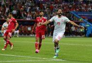 Con este resultado, Portugal y España lideran la zona con 4 puntos, mientras que Irán tiene 3 y Marruecos, prematuramente eliminado, acumula dos derrotas sin puntos
