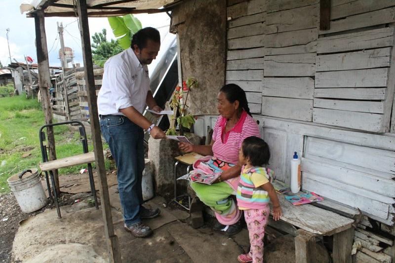 """Vallejo Mora indicó que los morelianos están cansados de escuchar promesas, """"lo que ellos quieren son acciones"""""""