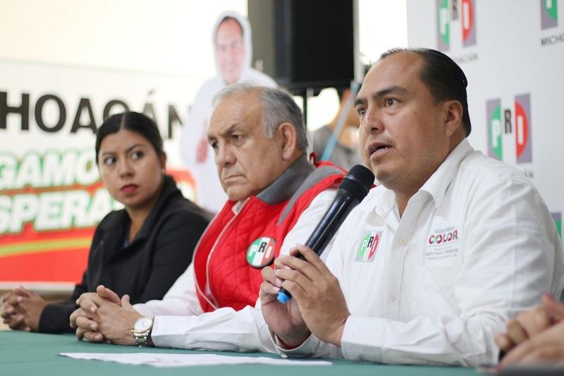 Gerónimo Color destacó que la última encuesta de un importante medio de comunicación nacional publicada este martes, coincide con la encuesta que tiene el Consejo Mexicano de Negocios
