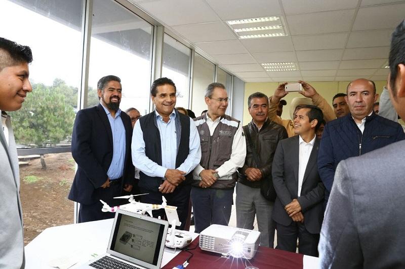 Así se informó durante la reunión que sostuvieron el mandatario estatal y el titular de dicho organismo, Héctor Gutiérrez de la Garza, posterior a la gira de trabajo que ambos realizaron en el municipio de Uruapan