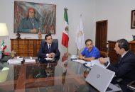 El mandatario michoacano anunció que el comité técnico del Fideicomiso estará encabezado por José Hernández Moreno, renombrado michoacano quien se ha destacado por ser el primer astronauta mexicano en la NASA