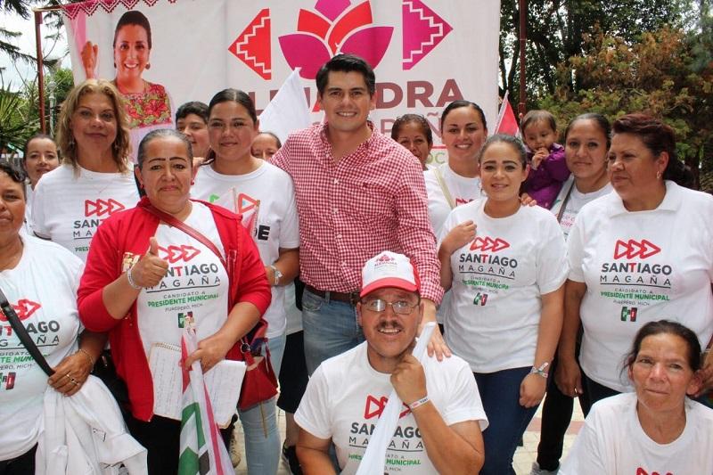 En el gobierno se necesita a alguien que verdaderamente quiera trabajar por los municipios: Toño Ixtláhuac