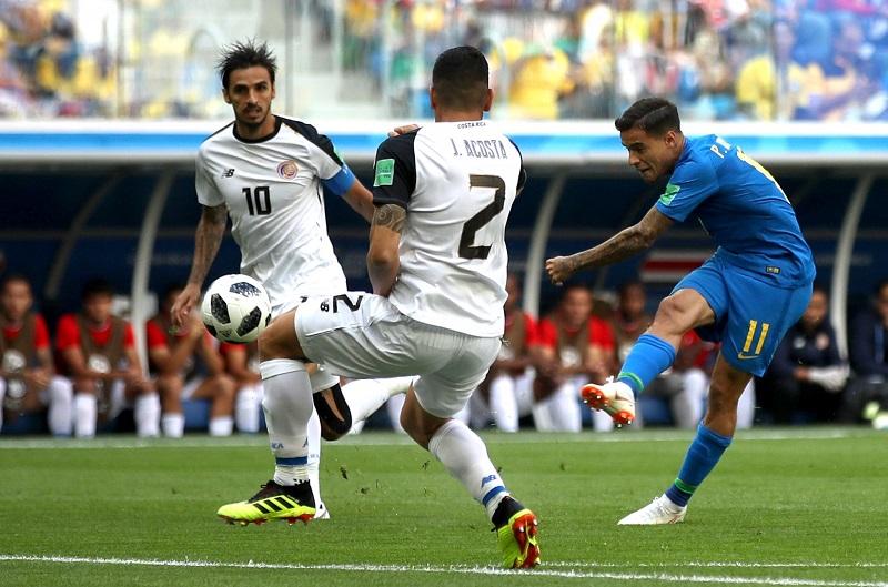 Al equipo amazónico le costó mucho trabajo vencer a los ticos, a pesar de llegar como amplio favorito y donde se pronosticaba una goleada de más de tres anotaciones