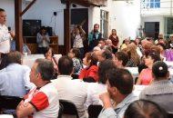 El compromiso es mejorar la calidad de vida de las personas de la tercera edad: Carlos Quintana