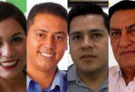 En tierras michoacanas, sólo en una semana han muerto asesinados tres candidatos a presidentes municipales