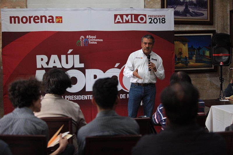 Morón Orozco presentó varias Propuestas Sobre Cultura que integra su Agenda de Gobierno 2018-2021, donde se destacan actividades que están enfocadas para llegar a todos los morelianos