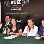 """""""Esto demuestra el grado de ignorancia"""" y la falta de interés por los asuntos del estado y el país: Xóchitl Ruiz"""