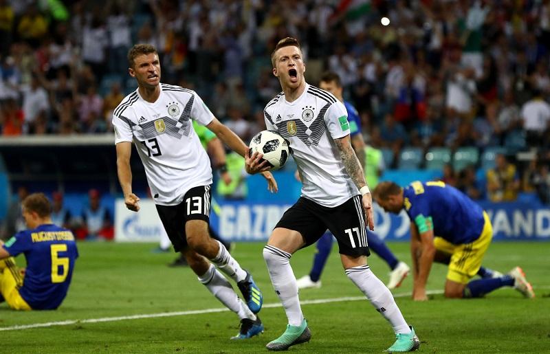 Con este resultado, Alemania sumó tres puntos, mismos que tiene Suecia. Por su parte, México se quedó en el liderato con seis, y Corea del Sur se mantiene en cero