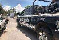 De manera paralela, mandos de la Policía Michoacán han llevan a cabo reuniones con autoridades castrenses para revisar la estrategia y evitar hechos que puedan alterar la jornada electoral del próximo 1 de julio