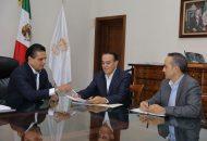 Durante el encuentro también dieron continuidad a los acuerdos establecidos con la Mesa de Gobernabilidad para Seguimiento al Proceso Electoral