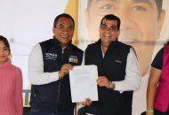 Con su apoyo y respaldo se ganará esta contienda electoral el próximo primero de julio: Elías Ibarra