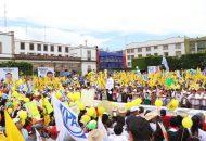 La sociedad debe encontrar en la democracia su bienestar: Elías Ibarra