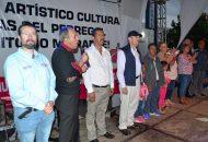 Fausto Vallejo Figueroa el único candidato con capacidad de resolver problemas del municipio: vecinos de Villas del Pedregal