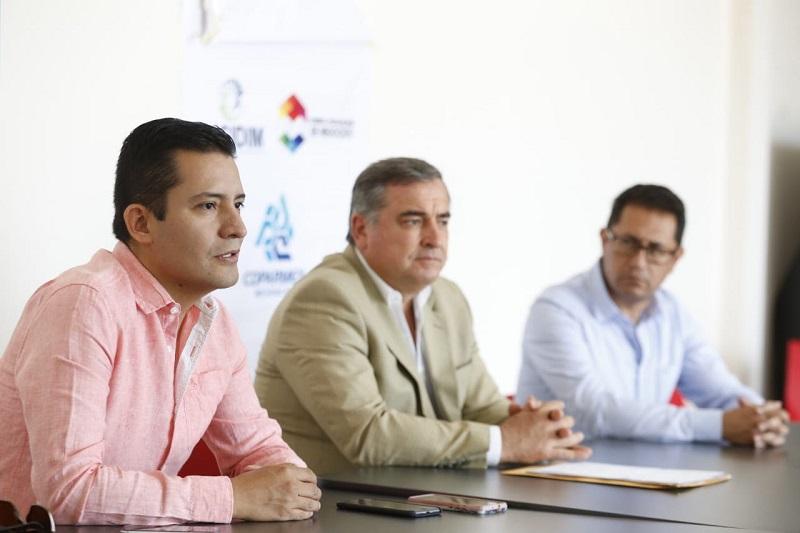 En conferencia de prensa, el presidente de la Fucidim, Roberto Ramírez Delgado, destacó que ante el actual panorama que presenta México, es necesario trabajar de manera unida