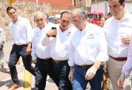 """""""Esta campaña nos reafirma los principios y valores del priísmo en Michoacán, donde a base de un trabajo cercano a la gente y una campaña limpia logramos convencer con propuestas y no con descalificaciones"""": Gerónimo Color"""
