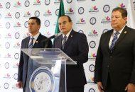 Ninguna conducta que intente vulnerar a las instituciones será tolerada: Godoy Castro
