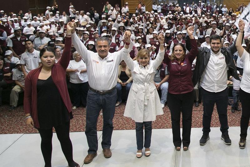 """Para Raúl Morón, es necesario que todos """"nos convirtamos también en grandes impulsores"""" de este gran proyecto de transformación"""