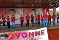 Silva Tejeda, reconoció en Medina Elías a una mujer luchadora, con valores firmes y con propuestas claras que ayudarán al municipio de Paracho en diversos aspectos