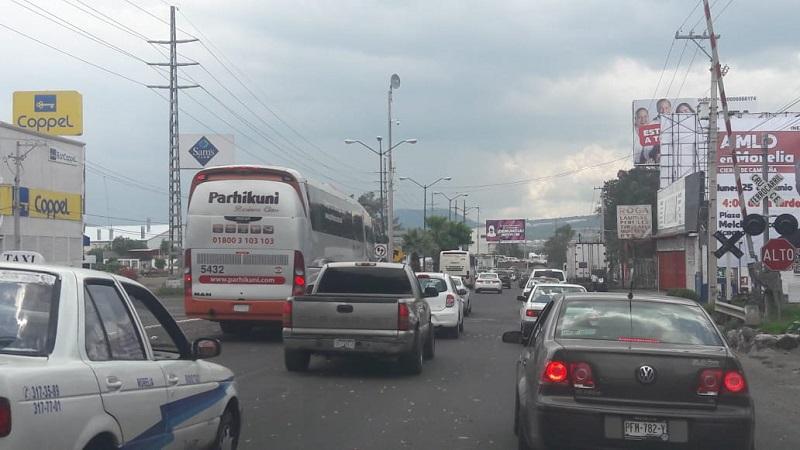 La Policía de Morelia en su área de tránsito implementará amplios cierres a la circulación a fin de que ambos eventos se puedan llevar a cabo sin contratiempos
